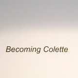 Installation of Becoming Colette (2015)